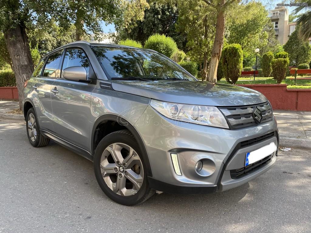 Suzuki Vitara GL+ 1.6 DIESEL 120HP 4WD-ΕURO6 '16