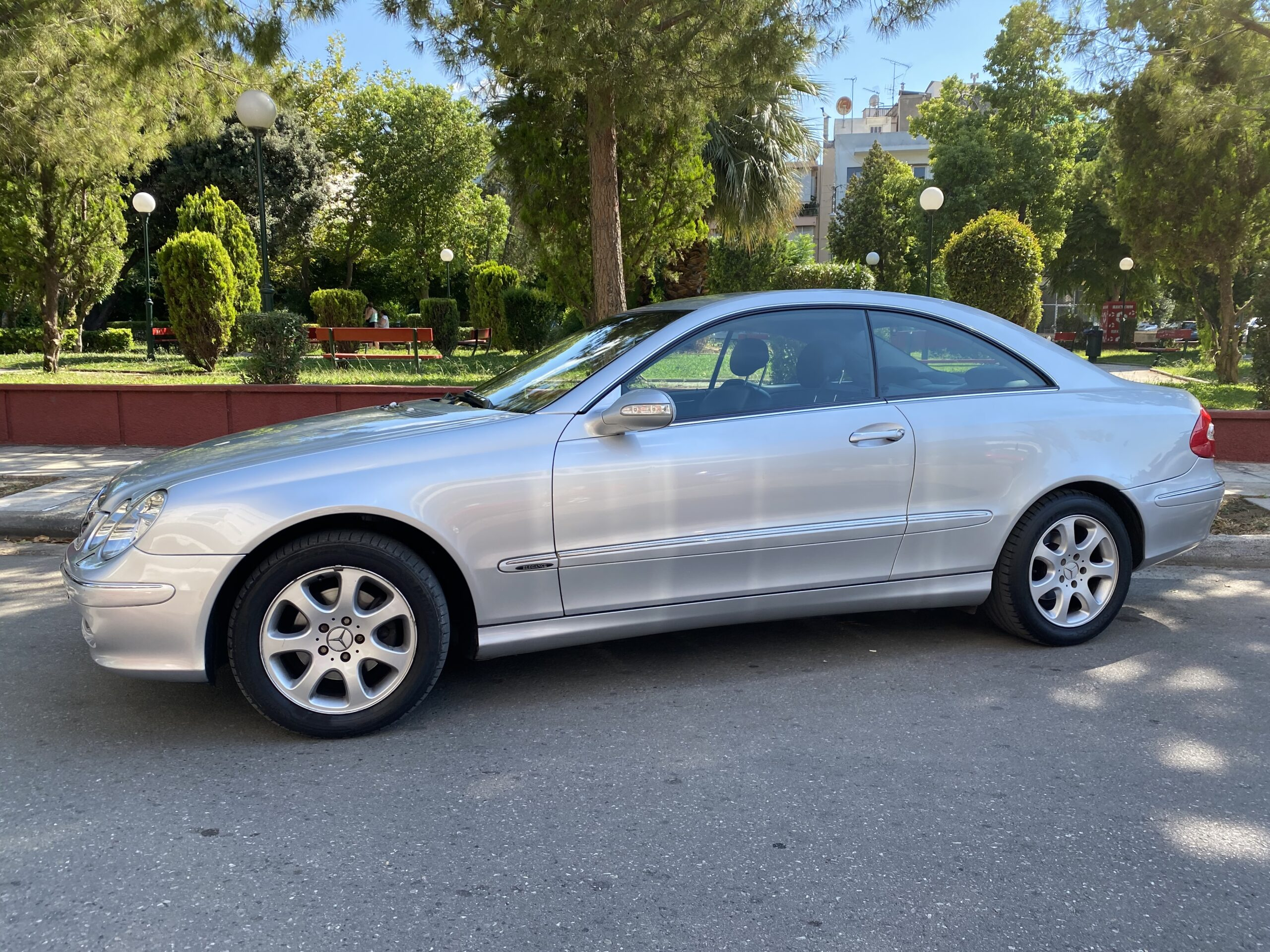 Mercedes-Benz CLK 200 ΕLEGANCE