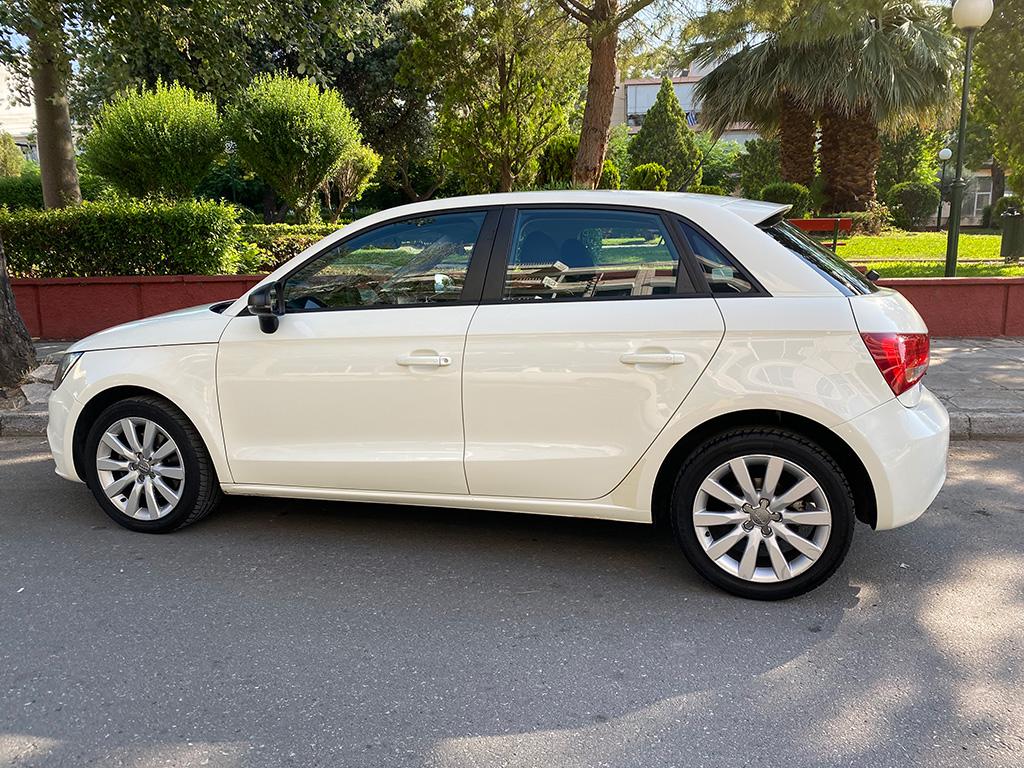Audi A1 SPORTBACK 1.4 TFSI 122PS '14