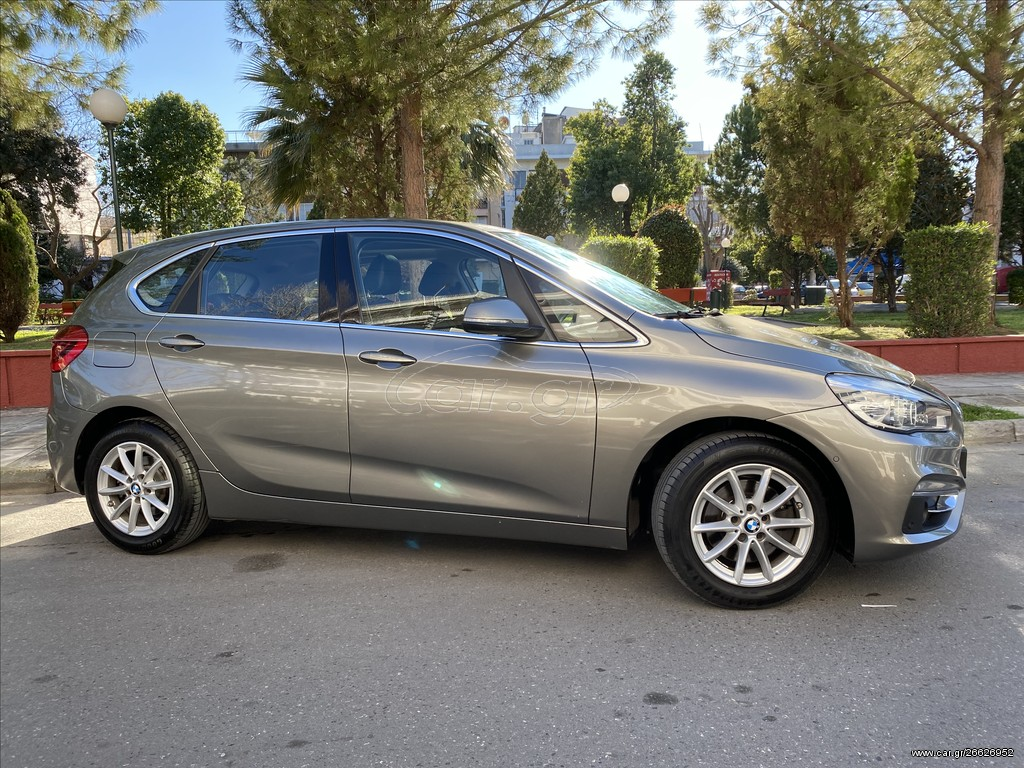 Bmw 218 Active Tourer LUXURY -AUTO -PANORAMA -ΔΕΡΜΑ '15