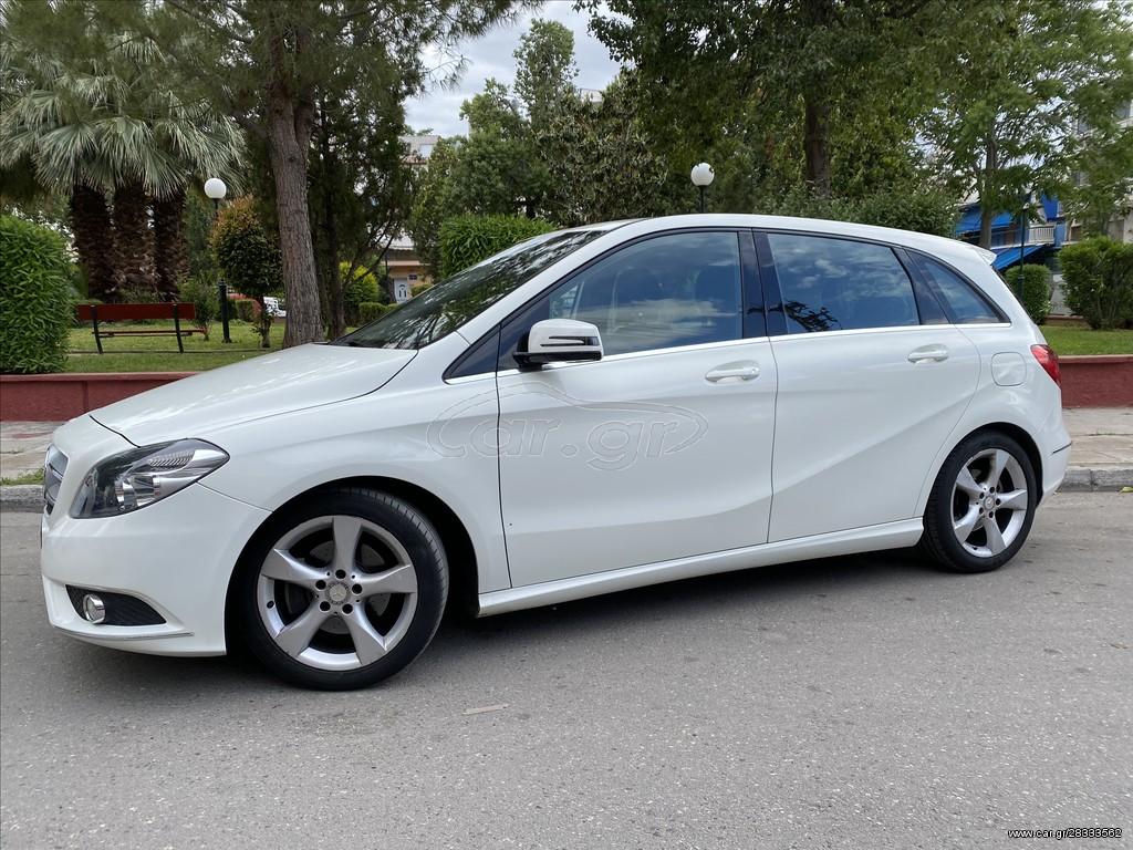 Mercedes-Benz B 200 SPORT PACK 1.6 156PS – 1o XEΡΙ '13