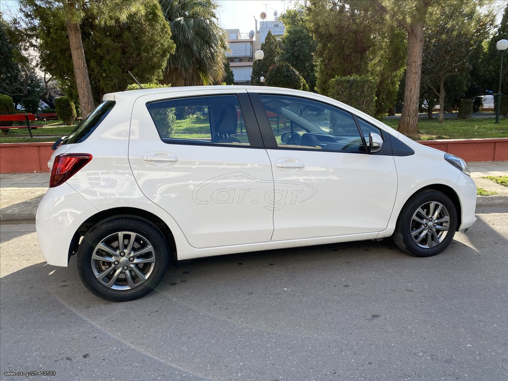 Toyota Yaris ACTIVE PLUS CVT -6/ETH ΕΓΓΥΗΣΗ '17