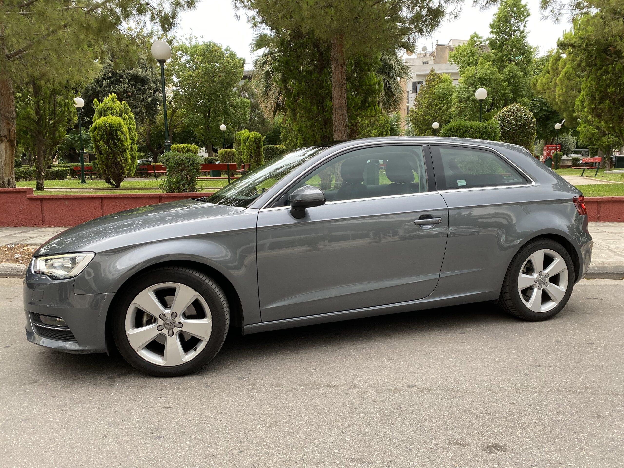 Audi A3 S-TRONIC TDI