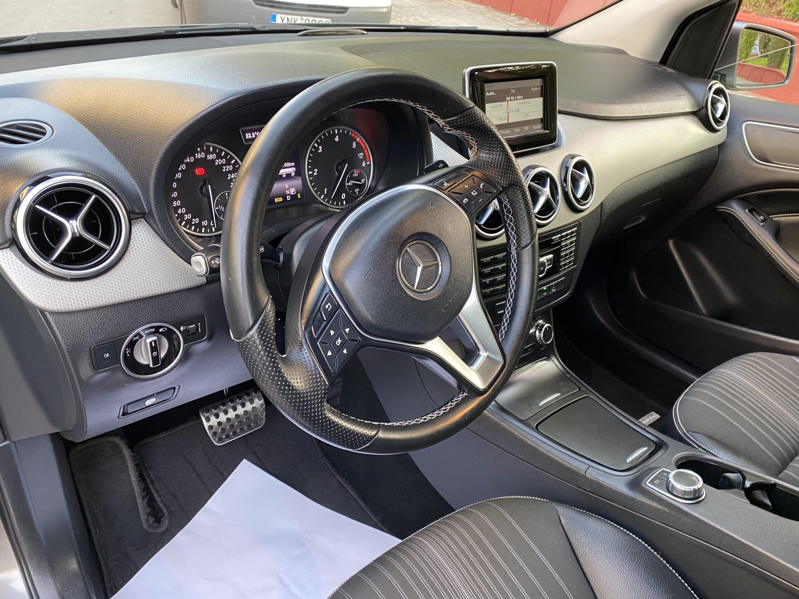 Mercedes-Benz B 200 SPORT PACK