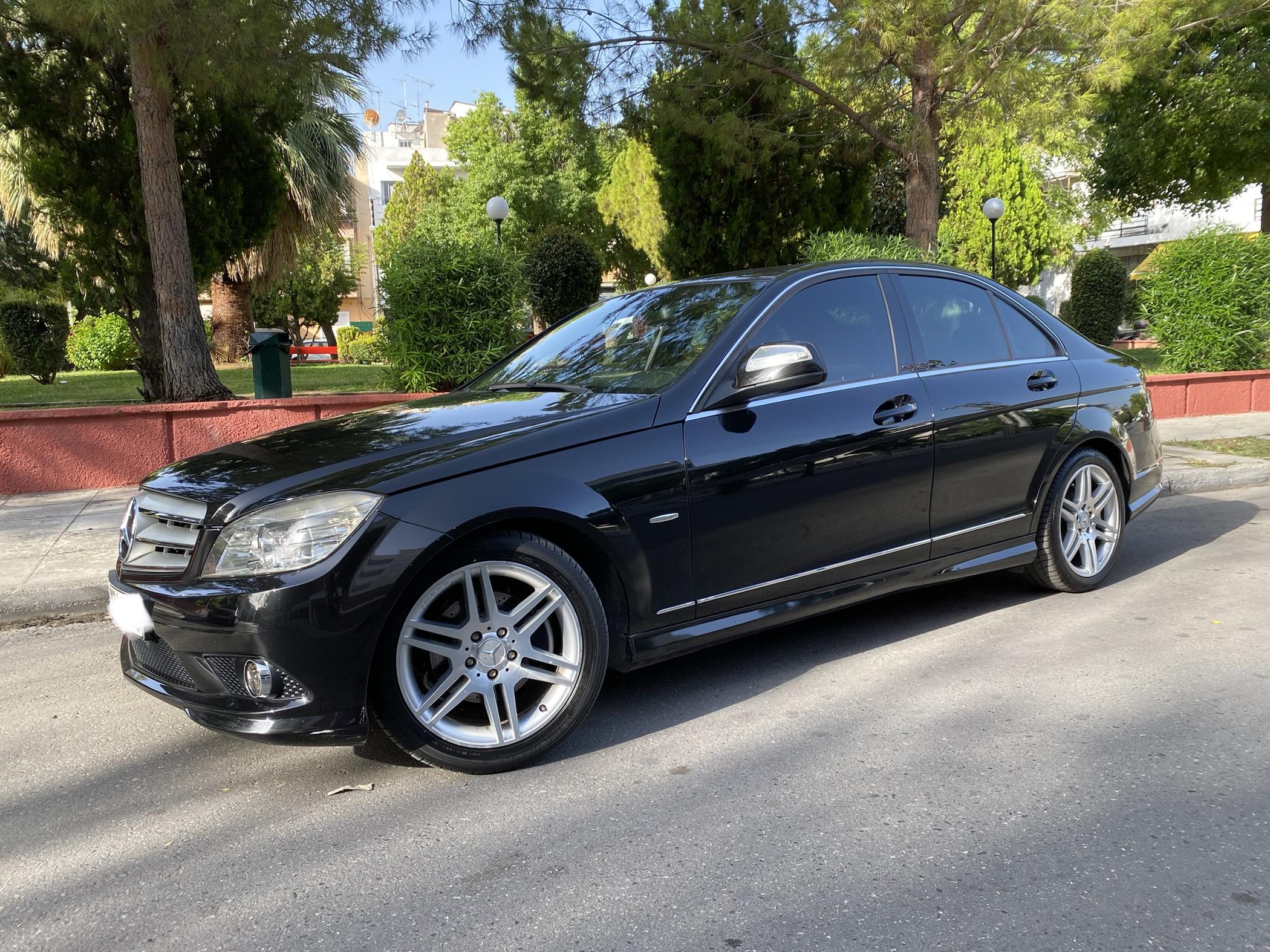 Mercedes-Benz C 200 AMG PACK